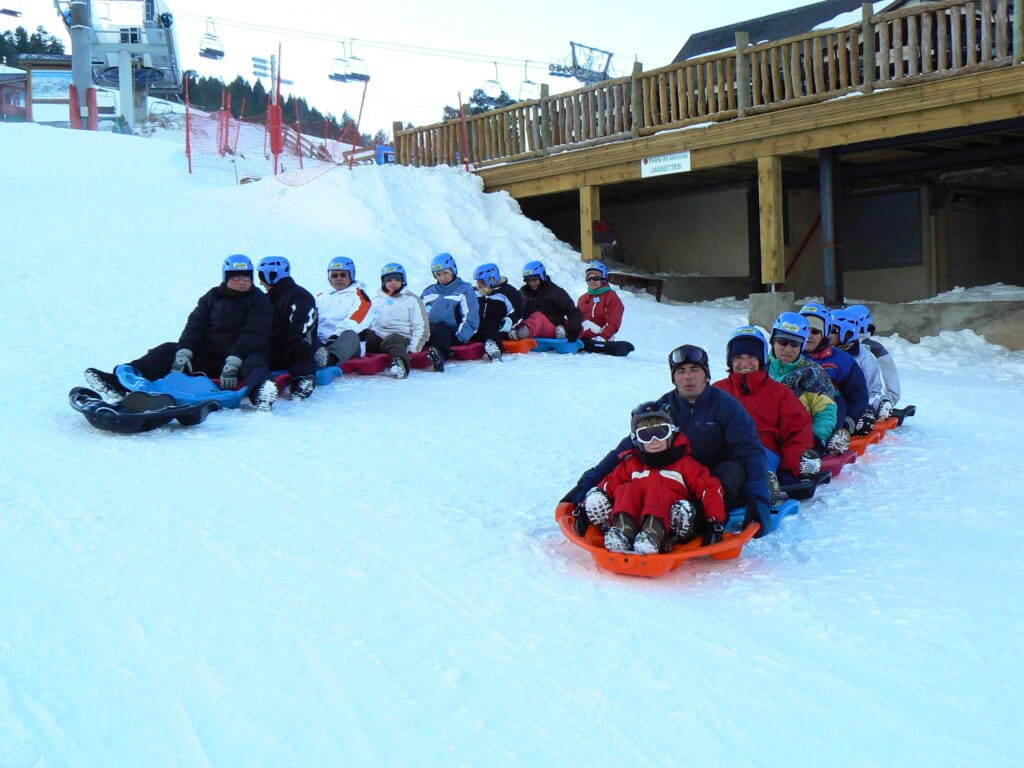 SNAKE GLISS – LUGE